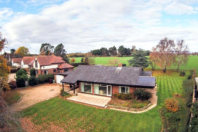 Thumbnail Bungalow for sale in Smugglers Lane, Bosham, Chichester, West Sussex