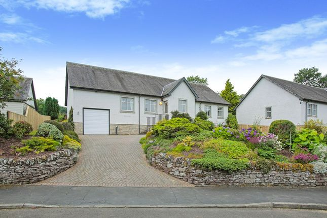 Thumbnail Detached bungalow for sale in Queensferry Road, Muthill