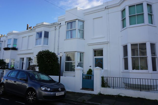 Thumbnail Terraced house for sale in West Hill Street, Brighton