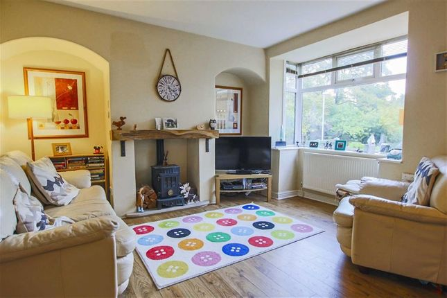 Thumbnail Semi-detached house for sale in Springhill Avenue, Stacksteads, Lancashire