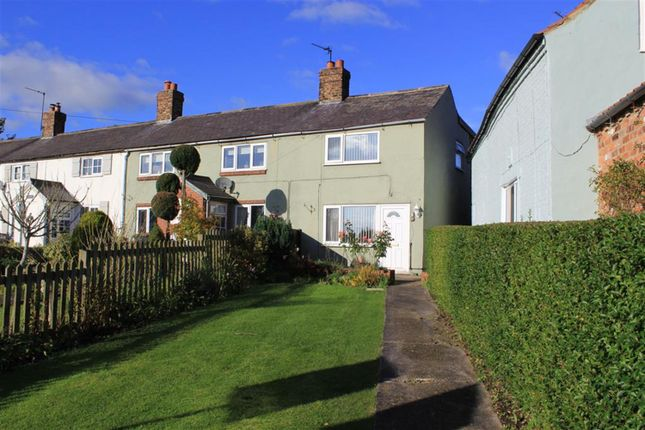 Thumbnail End terrace house for sale in 6 Nidd View, Cattal, York