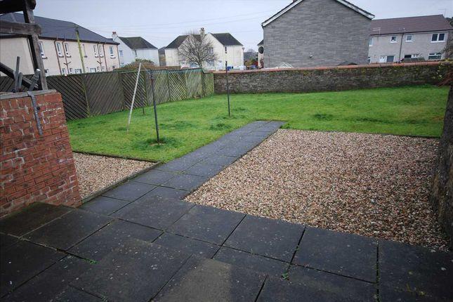 Rear Garden of Eglinton Road, Ardrossan KA22