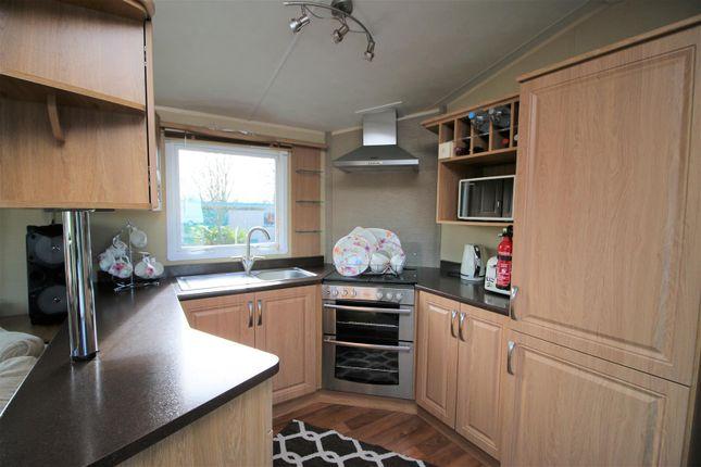 Kitchen of Holiday Park Home, Scotforth, Lancaster LA2