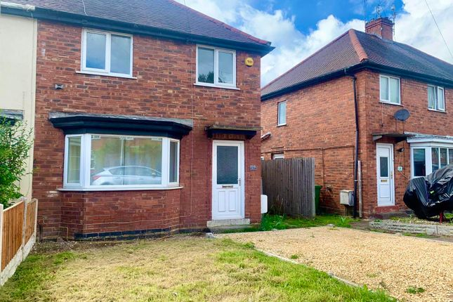 Thumbnail Property to rent in Hawksford Crescent, Wolverhampton