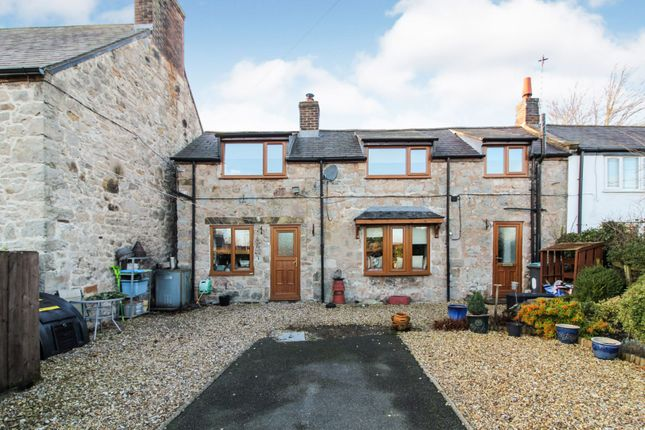 Thumbnail Cottage for sale in Church Lane, Gwernaffield