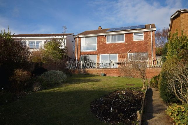 Rear Elevation of Anson Grove, Fareham PO16