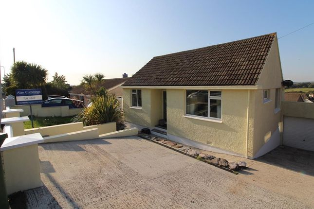 Front Elevation of Dunstone View, Plymstock, Plymouth PL9