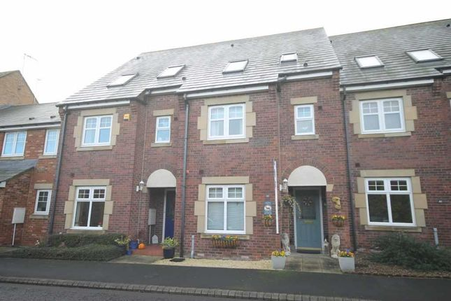Thumbnail Terraced house for sale in The Lairage, Ponteland, Newcastle Upon Tyne, Northumberland