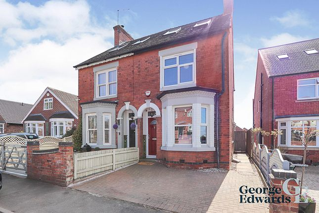 3 bed semi-detached house for sale in Moira Road, Overseal DE12