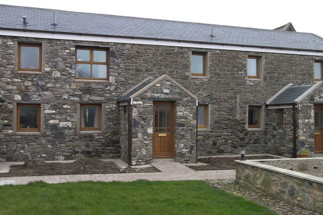 Thumbnail Cottage to rent in 4 Strand Hall, Shore Road, Rushen