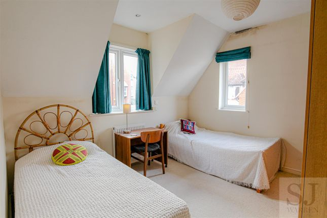 Bedroom Two of Kings Road, Burnham-On-Crouch CM0