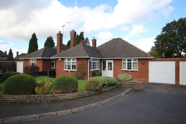 Thumbnail Bungalow for sale in York Crescent, Wolverhampton