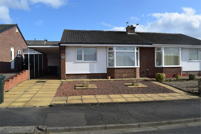 Thumbnail 2 bed semi-detached bungalow for sale in Coldside Gardens, Newcastle Upon Tyne, Tyne And Wear