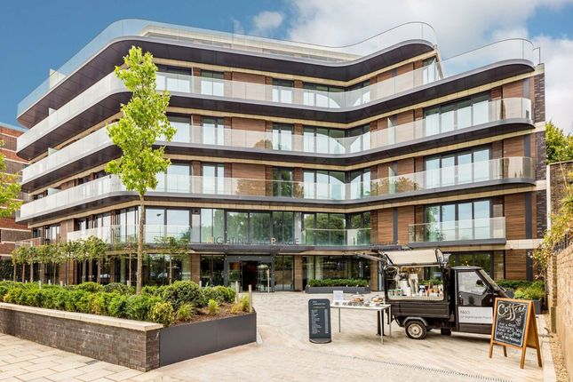 Thumbnail Flat for sale in Nightingale Place, Nightingale Lane, Clapham South