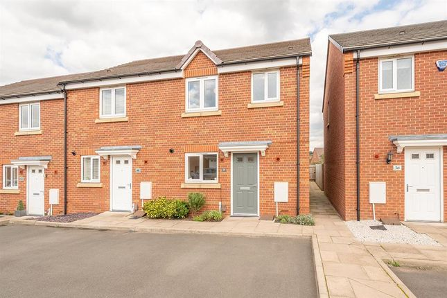 Thumbnail End terrace house to rent in Chandler Drive, Kingswinford