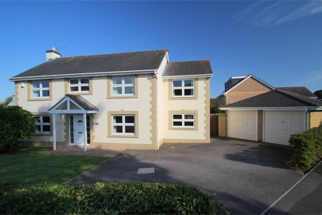 Thumbnail Detached house for sale in Amberley Way, Wickwar, Wotton-Under-Edge, South Gloucestershire