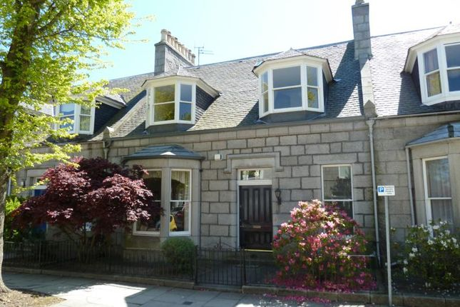 Thumbnail Terraced house to rent in Osborne Place, Aberdeen
