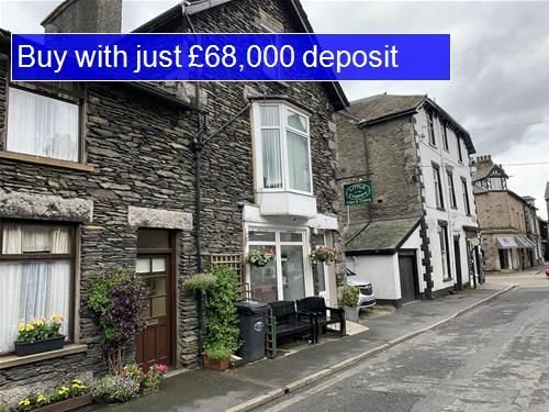 Thumbnail Leisure/hospitality for sale in Beech Street, Windermere