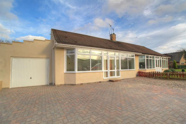 Thumbnail Semi-detached bungalow for sale in North Road, Hetton-Le-Hole, Houghton Le Spring