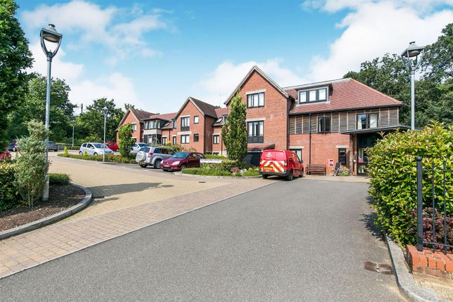 Thumbnail Flat for sale in Clarkson Court, Ipswich Road, Woodbridge