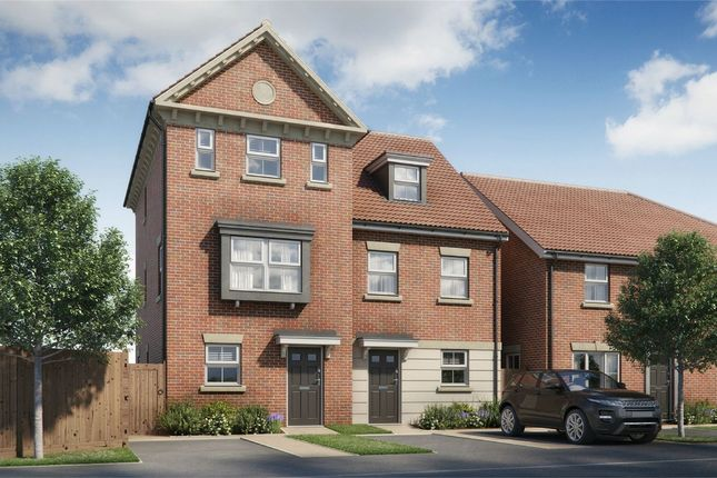 Thumbnail End terrace house for sale in Egerton Place, Off Richmer Road, Erith, Kent