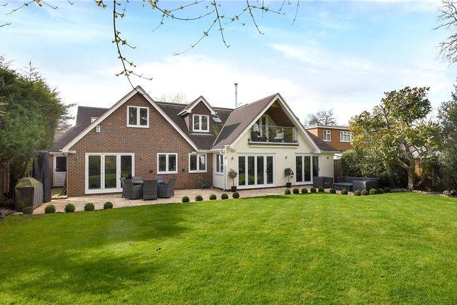Thumbnail Detached house for sale in Buckhurst Grove, Wokingham, Berkshire