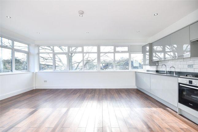 Thumbnail Flat for sale in Rotary House, Breakspear Road, Ruislip