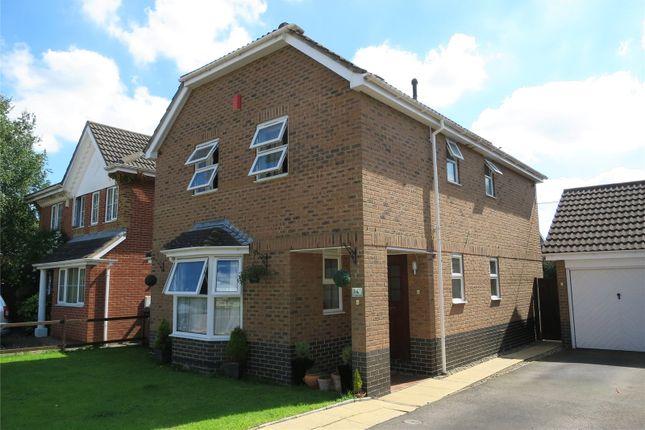 Thumbnail Detached house for sale in The Bluebells, Bradley Stoke, Bristol