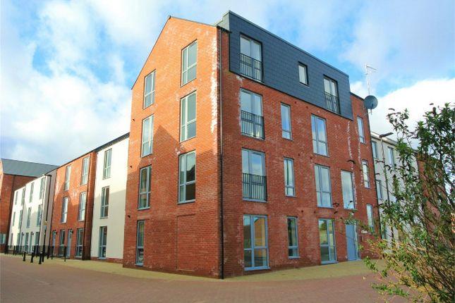 Thumbnail Flat for sale in Ridge House, 18 Wherrys Lane, Bourne, Lincolnshire