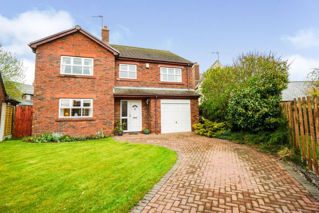 4 bed detached house for sale in St. Johns Close, Cotehill CA4
