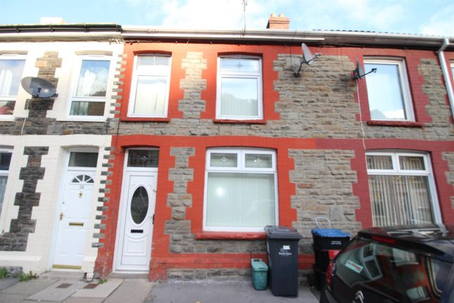 Thumbnail Terraced house for sale in Meadow Street, Llanhilleth, Abertillery