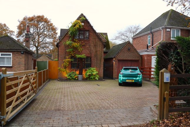 2 bed detached house for sale in Rugby Road, Binley Woods, Coventry CV3