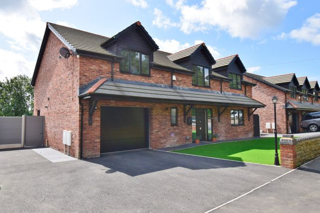 Thumbnail Detached house for sale in Colliery Road, Bedwas, Caerphilly