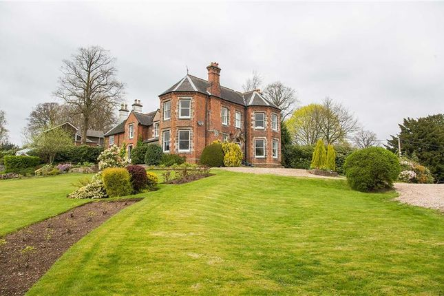 Thumbnail Detached house for sale in Church Lane, Endon, Stoke-On-Trent