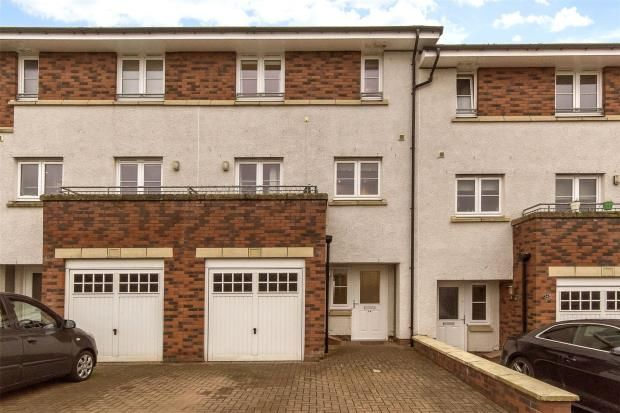 Thumbnail Terraced house for sale in Maurice Wynd, Dunblane