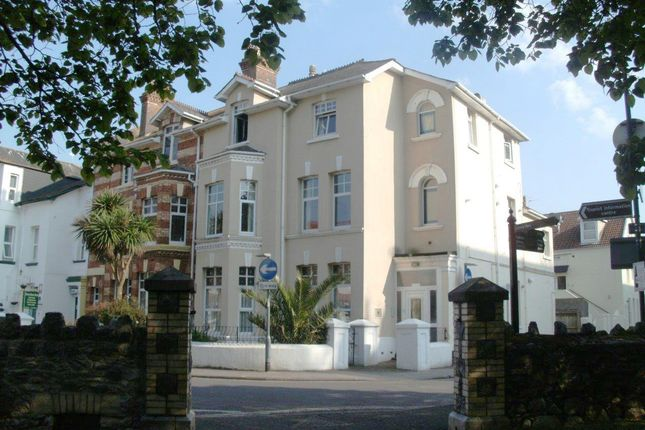 Thumbnail Flat to rent in Garfield Road, Paignton