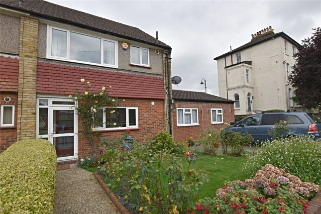 Thumbnail End terrace house to rent in Havelock Road, Addiscombe, Croydon