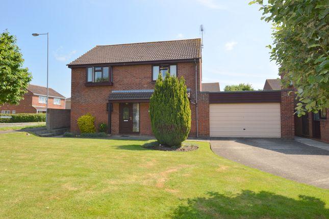 Thumbnail Detached house for sale in Bader Park, Bowerhill, Melksham