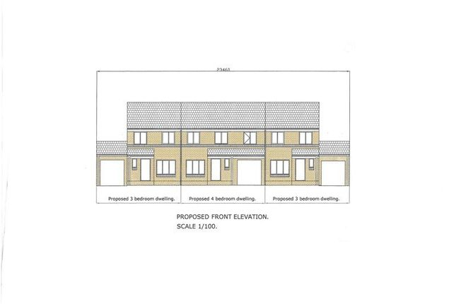 Thumbnail Land for sale in Cavel Square, Easington Colliery, Peterlee