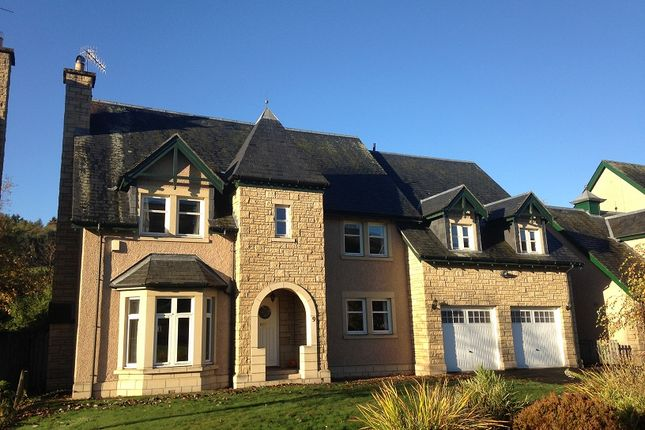 Thumbnail Detached house for sale in Cardrona, Peebles