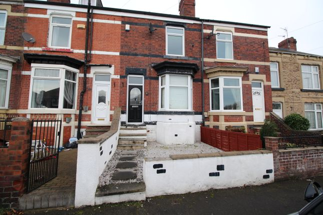 Thumbnail 3 bed terraced house to rent in New Station Road, Swinton, Mexborough