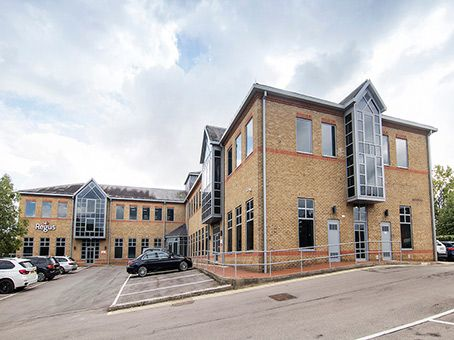 Thumbnail Office to let in Rourke House, Watermans Business Park, The Causeway, Staines
