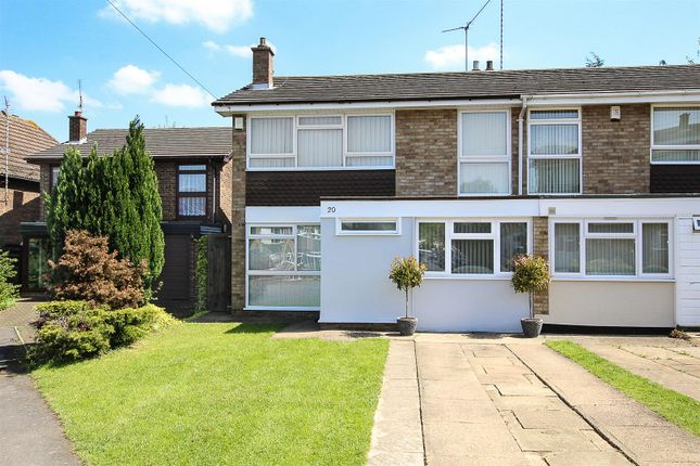 Thumbnail Property for sale in Pennyfields, Warley, Brentwood