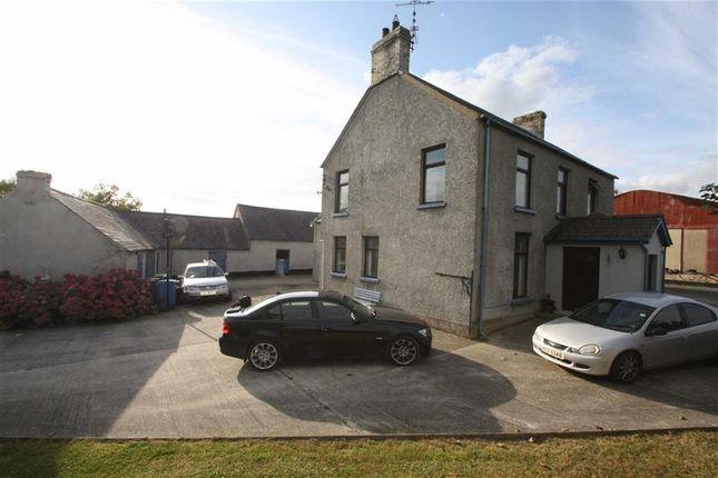 Thumbnail Farmhouse for sale in Ravara Road, Ballygowan, Newtownards