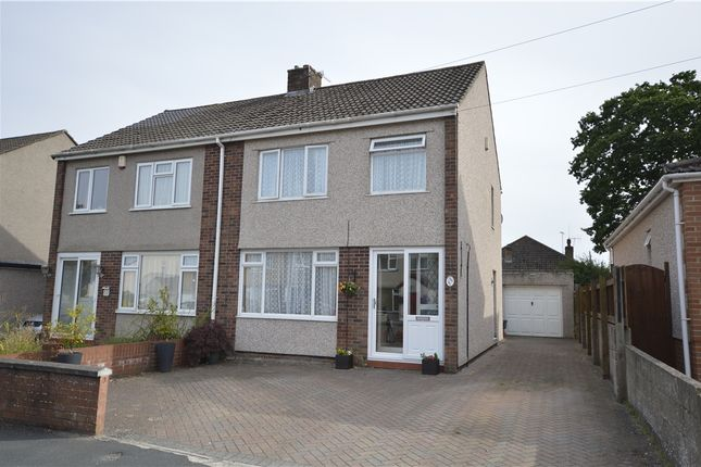 Thumbnail Semi-detached house for sale in Meadow View, Frampton Cotterell, Bristol