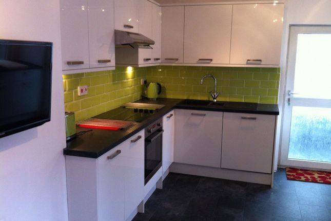Thumbnail Terraced house to rent in Dale Road, Plymouth