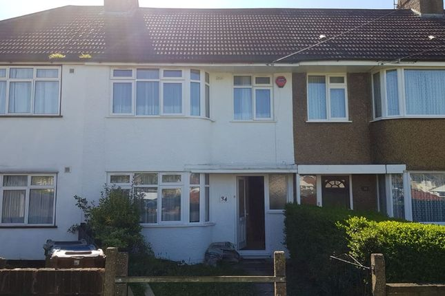 Thumbnail Semi-detached house to rent in Eastleigh Avenue, South Harrow, Harrow