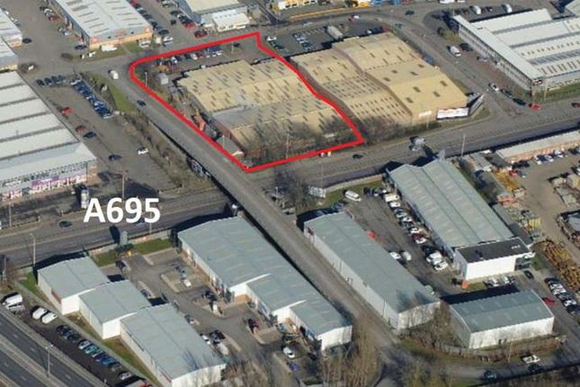 Thumbnail Light industrial to let in Tundry Way, Chainbridge Road, Chainbridge Industrial Estate, Balydon
