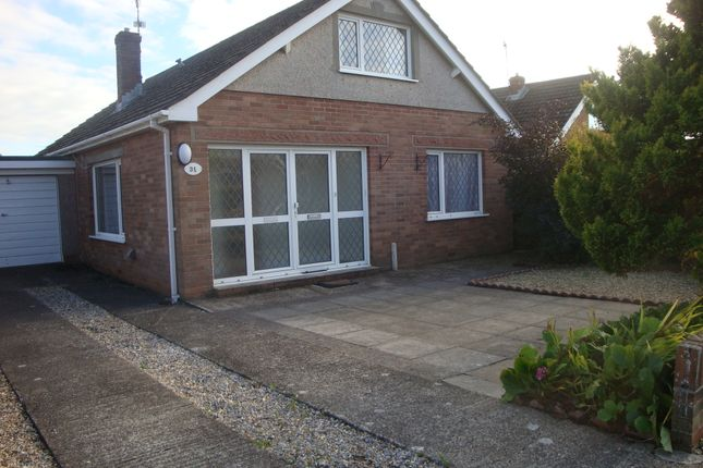 Thumbnail Bungalow to rent in Withy Park, Bishopston, Swansea