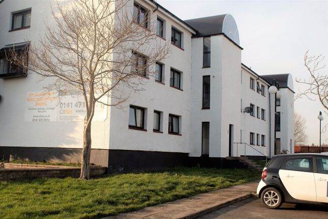 Thumbnail Flat to rent in Kildonan Court, Newmains, Wishaw